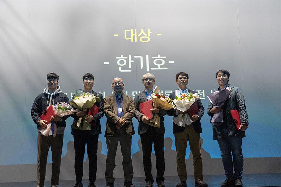'2018 신인만화평론 공모' 한기호 평론가 대상 수상