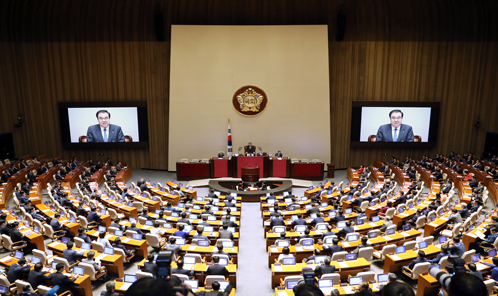 위비툰규탄연대 '위규연' 국회 의원실 방문, '위비툰 사태' 관련 탄원서 제출