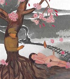 [위안부만화] 도라지꽃